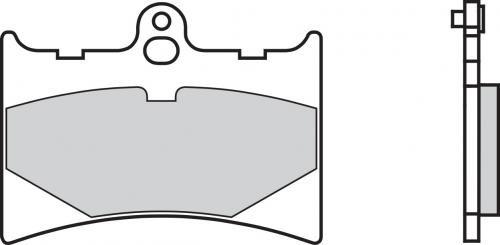 Brembo-Remblokken-RS-125-OT-front