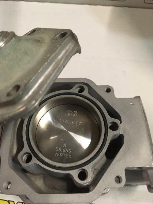 Rotax 122 123 O-ring cyl head 2