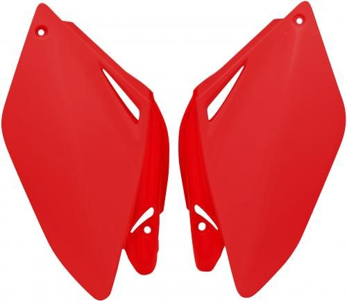 SIDE PANEL HONDA RED ONE-COLOUR