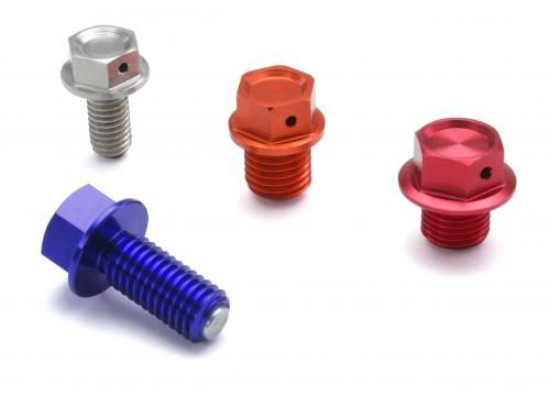 Magnetische olie-aflaatbout (drain plug)