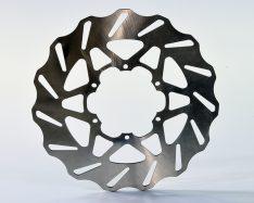 Brake disk FRONT 260 mm Aprilia SX / Derbi Senda Cast Rims !