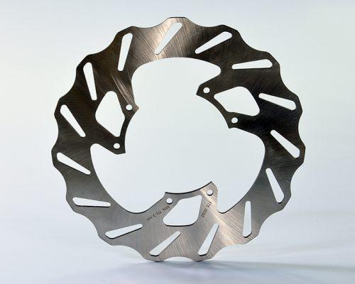 Brake disk FRONT 260 mm Aprilia - Derbi (D50B) Spoke Rims !