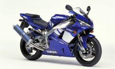 YZF R6 2001