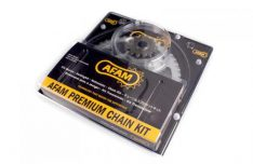 AFAM Chainkit Steel 16-43 Gold Chain