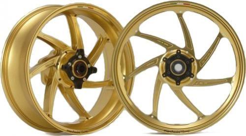 Marchesini 3.5X17 M7RS GENESI ALU GOLD FRONT