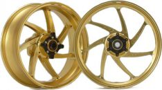 Marchesini 5.5X17 M7RS GENESI ALU GOLD REAR