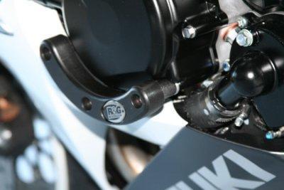 R&G Engine case slider LEFT SIDE 06-10