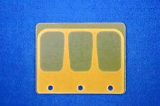 BOYESEN Power Reeds Rotax 123 and Rotax 122 (OEM reed block)