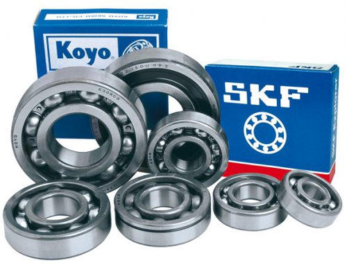 SKF Main bearing 6204tn9/c3 DERBI (D50B)