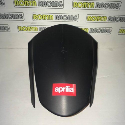 RS 125 spatbord black mat 2