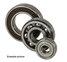 NSK Wheel bearing set (1 wheel) 2 pcs/set Aprilia RS4 125 11-17