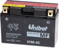 UNIBAT CT9B-BS Battery