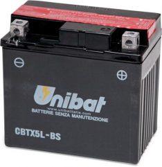 YUASA CBTX5L-BS 12 V Battery