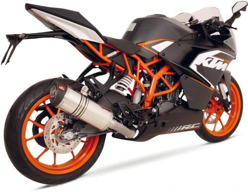 REMUS KTM 125/200 DUKE/RC ONLY EEC WITH CAT