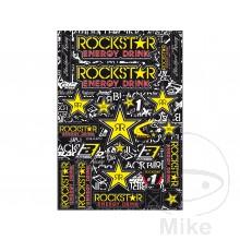 SPONSOR LOGO STICKER ROCKSTAR 50x35 cm