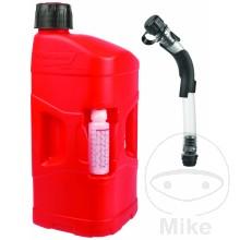 POLISPORT Pro Octane Rapid Fuel Can 20L (with premix bottle)