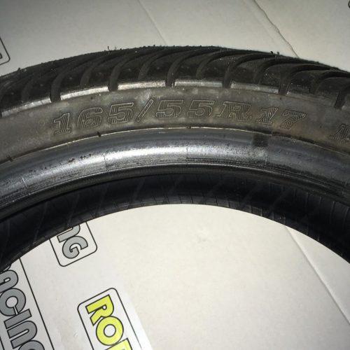 Dunlop Rain 165-55-17 RS 125 (2)