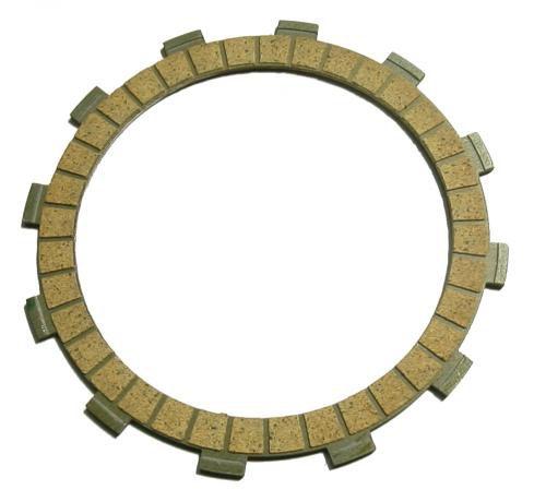 Clutch plate / piece ! (7 pcs needed / set !) YAMAHA MT07 14-17
