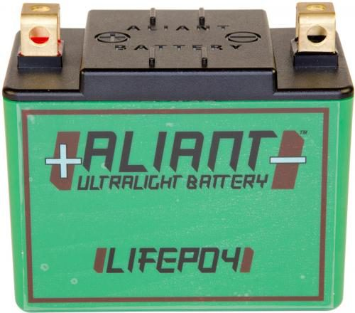 YLP10 LITHIUM 10 A battery Suzuki GSXR 1000 01-17