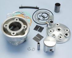 Polini Alu. Cyl. Kit H2O 76 cc Aprilia/Yamaha (AM6 Minarelli)