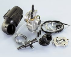 Polini Complete carb set 21 mm Aprilia SR /Area 51/Rally/Scarabeo 50