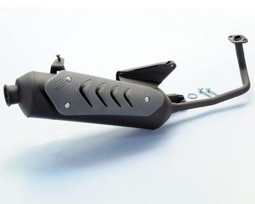 Polini Homologated Exhaust Kymco Agility 50 cc 4 stroke