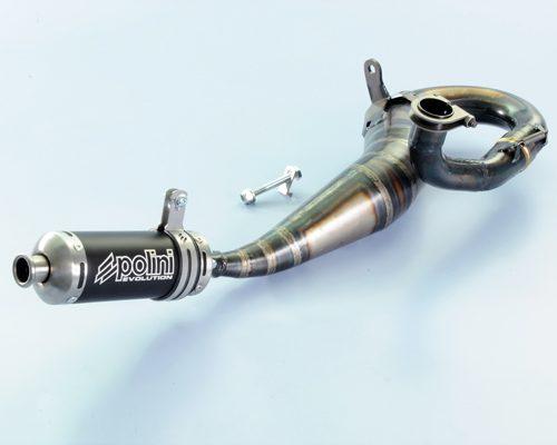Polini Evolution Exhaust Vespa 125 PX