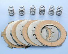 Polini Clutch (race) discs set Vespa 150 PX/VELOCE 125 PX/TS