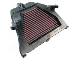 K&N REPLACEMENT AIR FILTER HA-6003 Honda CBR 600RR '03-'06