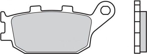 Brembo 07HO36SP BRAKE PADS Rear SINTER Yamaha R1 '04-'14