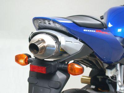 ARROW SILENCER MAXI RACE-TECH ALUMINIUM HONDA CBR 600RR '05-'06