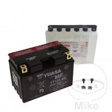 YUASA ACID BATTERY YT12A-BS GSXR 750 K01-K18