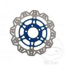 EBC Brake Disc VEE FRONT EBC BLUE GSXR 750/600 K4-K5