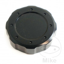 PRO-BOLT Brake reservoir cover ALU 61 mm black GSXR 750 K4-K14