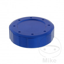 PRO-BOLT Brake reservoir cover ALU 61 mm blue GSXR 750 K4-K14