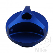PROBOLT Oil filler cap M20X1.50MM ALU BLUE GSXR-750 K&-K18