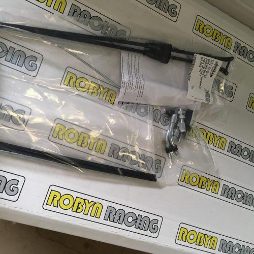 Universal Throttle cable set KRR03-27