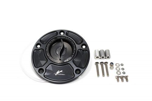 Fuel cap Yamaha R6/R1 1999-2018 / R3 / MT07 / MT09 / MT10