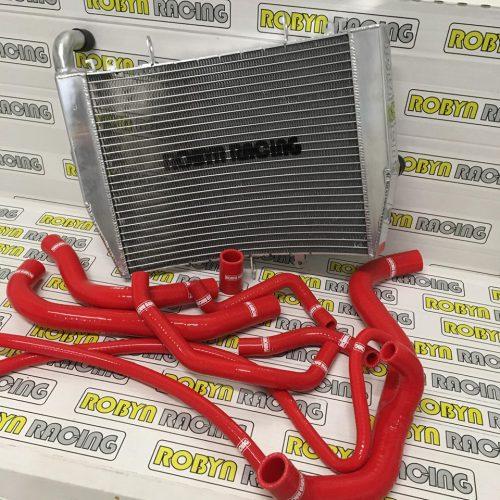 Radiator-Cooling hose set 2